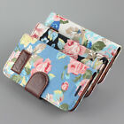 New Deluxe Leather Flip Flower Wallet Pouch Card Clip Stand Soft Skin Case Cover