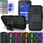 Hybrid Shockproof Armor Hard Case Stand Cover For Samsung Galaxy Young 2 G130