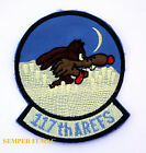117TH AREFS KC-135 STRATOTANKER US AIR FORCE PATCH FORBES AFB PIN KANSAS ANG WOW
