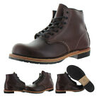 "Red Wing Heritage Beckman Men's 6"" Work Boots Leather"