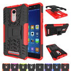 Rugged Armor Hybrid Case Stand Hard Shockproof Cover For Xiaomi Redmi Note 3