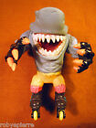 Street Sharks Blades Action Figure Mattel 1994 Wise Designs retractable claws