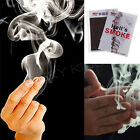 10/20X Close-Up Magic Change Gimmick Finger Smoke Hell's Smoke Fantasy Trick EW
