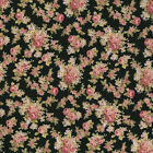 WORLD OF ROMANCE MINI ROSES  RJR SEW QUILTING QUILT COTTON FABRIC *Free Oz Post