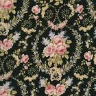 WORLD OF ROMANCE ROSE BOUQUET RJR SEW QUILTING QUILT COTTON FABRIC *Free Oz Post