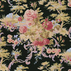 WORLD OF ROMANCE ROSE TOILE RJR SEW QUILTING QUILT COTTON FABRIC *Free Oz Post
