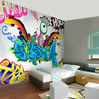Vlies Fototapete 'Graffiti' 9064a RUNA Tapete - 100 % MADE IN GERMANY !!!