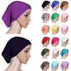 Kyпить Muslim Women Hijab Under Scarf Inner Cap Bone Bonnet Neck Cover Cap Head Wrap на еВаy.соm