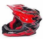 NEW FLY RACING DEFAULT SHAUN PALMER DH DOWNHILL MTB ADULT HELMET RED ALL SIZES