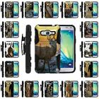 Samsung Galaxy Express Prime | High Impact Belt Clip + Holster Stand Hunting