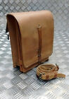 Genuine Vintage Military Officers Leather Map / Document Case / Shoulder Bag