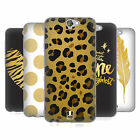 HEAD CASE DESIGNS GRAND AS GOLD SOFT GEL CASE FOR HTC ONE A9