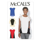 NEW | McCall's Sewing Pattern | M7093 | Misses' Tops and Tunic | FREE SHIPPING
