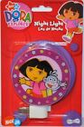 Nickelodeon Nick Jr Dora the Explorer Night Lights ~ New ~ Choose from 3 Designs