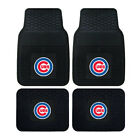 Kyпить New MLB Chicago Cubs Car Truck Front Back Rubber All Weather Floor Mats на еВаy.соm