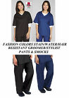 STYLIST GROOMER BARBER Hair,Water&Stain Resistant SMOCKS&PANTS Shirt Trouser Top
