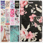For LG Optimus Zone 3 Premium Leather Wallet Case Pouch Flip Phone Cover