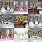 Mylar Foil Balloon Kits Bridal Shower Wedding Decorations
