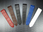 24.5 mm Leather Strap Large Watch Band X1 SANTOS 100 XL Chronograph VRII