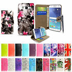 Stand Flip Card Wallet Leather Cover Case For Samsung Galaxy J1/3/5/7 S7 Phones