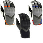 Richa Desert Motorcycle Gloves Bike Short Street Vented Summer Glove CE Armour