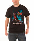 Ozzy Osbourne Blizzard Of Ozz Official Mens New Black T Shirt