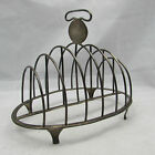 SUPERB ANTIQUE GEORGIAN SILVER TOAST RACK LONDON 1807 PETER &amp; WILLIAM BATEMAN <br/>Other Solid Silver - 1215