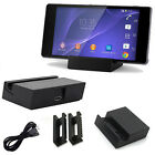 Magnetic Charging Charger Dock Cradle w/ Cable For Sony Xperia Z2 Z3 Z3 Compact