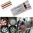 marker pens for glass - 2Pcs Car Auto Tyre Tire Tread Marker Paint Pens For Metal Wood Glass Paper Write