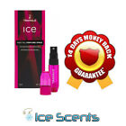 TRAVALO ICE 5ML PERFUME EASY PUMPFILL REFILLABLE AIRSAFE PERFUME ATOMISER SPRAY