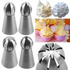 New Russian Flower Cake Decorating Icing Piping Nozzles Pastry Tips Baking Tool