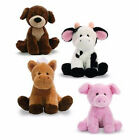 GUND CHATTER FARM ANIMALS *CHOICE OF: HORSE, COW, PIG OR DOG WITH SOUND* 02050