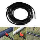 New 5M/10M/20M Watering Tubing PVC Hose Pipe 4/7mm Micro Drip Irrigation System