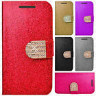 For HTC 10 Leather Premium Wallet Case Pouch Flip Phone Protector Cover