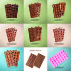 DIY Silicone Cake Chocolate Jelly Mould Candy Cookie Baking Decorating Mold Tool