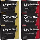 TaylorMade Golf 2016 Tour Preferred TP Mens Soft Tech™ 5-Layer Golf Balls