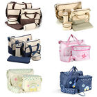 Cute Baby Nappy Changing Diaper Bags Large Size High Quality Set-Many Pattern