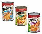 Campbell's Spaghettios Pasta Sauce 12 Cans