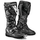 NEW SIDI X3 MX DIRTBIKE OFFROAD BOOTS BLACK ALL SIZES