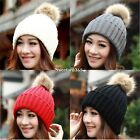 Candy Caps Women Ladies Knit Knitted Beanie Crochet Warm Pumpkin Cap Hat Gift