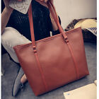 1pcs Women Leather Handbag Litchi Shoulder Bag Tote Satchel Purse Bag SHOB