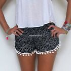 Women Summer High Waisted Stretchy Ladies Hot Sexy Short Pants Gym Shorts Beach