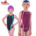 NEW YINGFA professional girls swimwear more color one piece 972 XS (24)