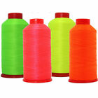 Внешний вид - NEON COLORS BONDED NYLON THREAD #69 UPHOLSTERY CANVAS LEATHER 1650YD CONES TEX70