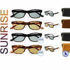 SUNRISE Lesebrille Sonnenbrille auch als Bifokal & Etui - I Need You by EYE-NET