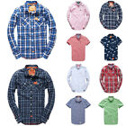 New Mens Superdry Shirts 2 for £30
