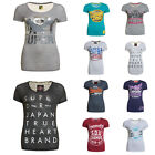 New Womens Superdry Factory Second T-Shirts 3 for 2