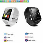 Bluetooth Wrist Smart Watch Sync Call Message for Samsung Galaxy Various Phones