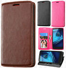 Motorola Droid Turbo 2 Premium Wallet Case Pouch Flap STAND Cover Accessory