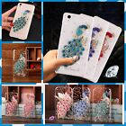 Cute For ASUS Bling 3D Peacock Diamond Jewelry Crystal Clear Hard Case Cover